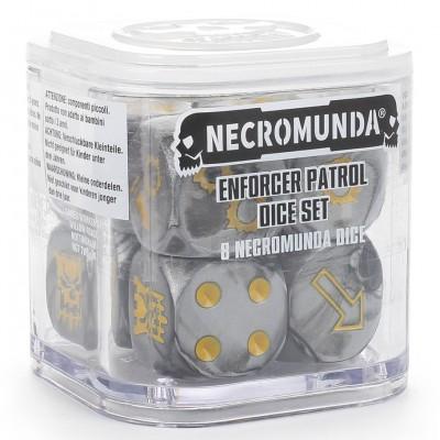 300-39 Necromunda:Enforce Patrol DiceSet