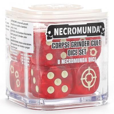 300-40 Necromunda: Corpse Grinder Dice