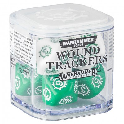 65-01 Dice: Wound Trackers