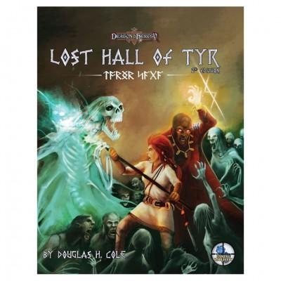 Dragon Heresy: Lost Hall of Tyr(2E)