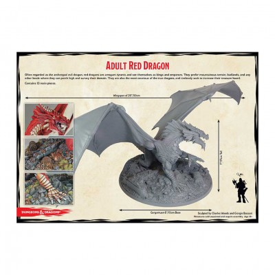 D&D: Adult Red Dragon