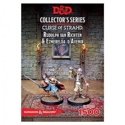 D&D: CoS: Van Richten/Ezmerelda d'Avenir