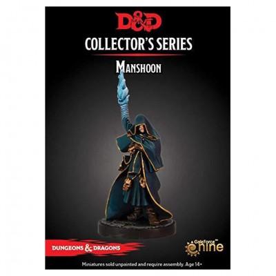 D&D: CS: Manshoon Miniature