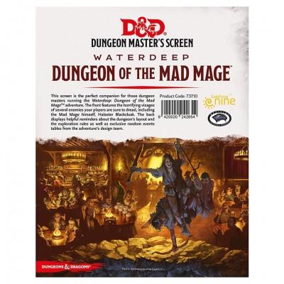 D&D: WaterDeep: DotMM: DM Screen