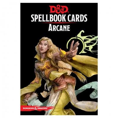 D&D Spellbook Cards: Arcane Deck