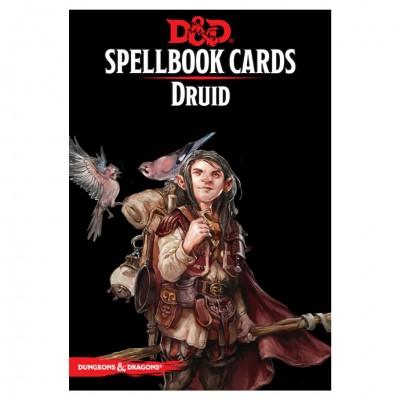 D&D Spellbook Cards: Druid Deck