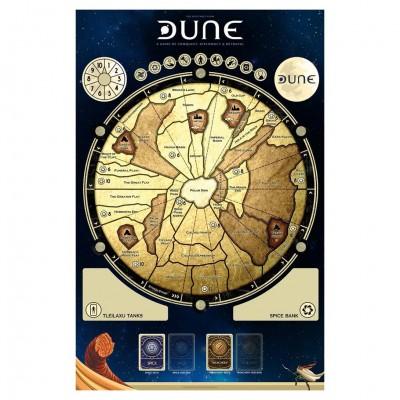 """Dune: Game Mat (36"""" x 24"""")"""