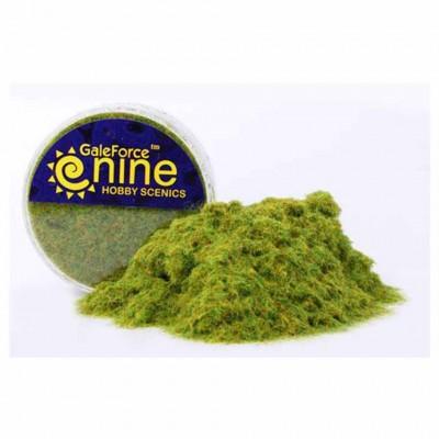 Basic Green Static Grass