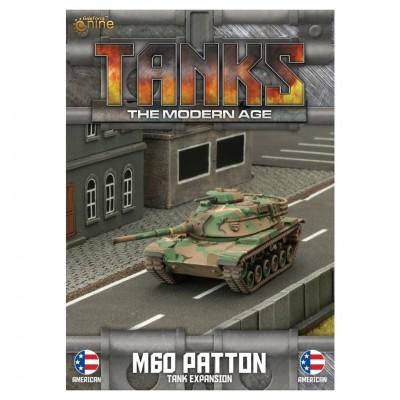MTANKS: M60 Patton