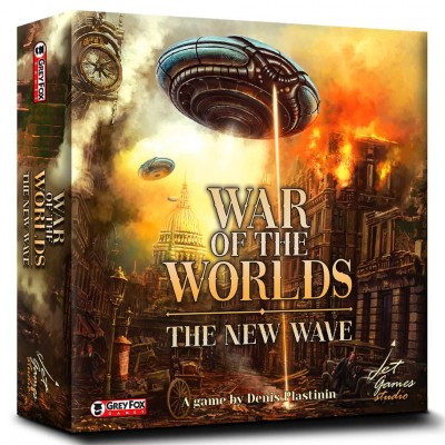 War of the Worlds: The New Wave