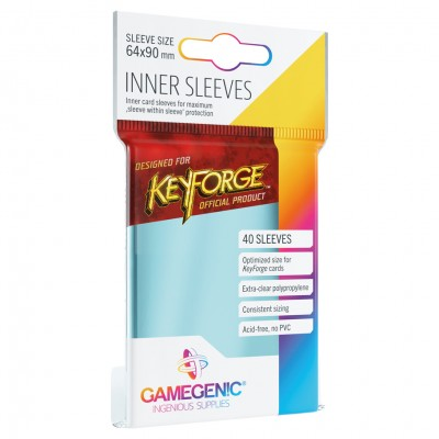 DP: KeyForge Inner (40)