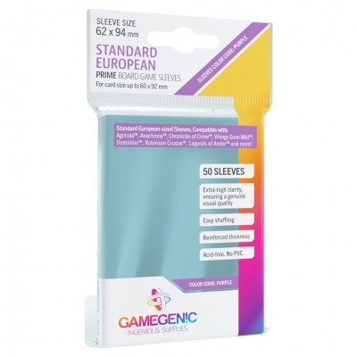 DP: Prime: Standard European Purple (50)