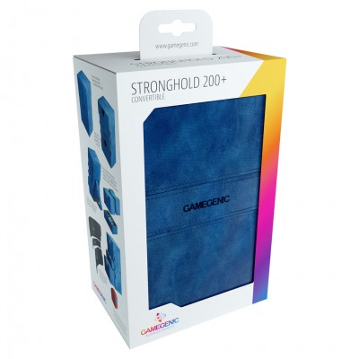 DB: Stronghold Deck Box 200+ BU