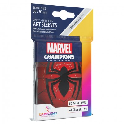 DP: MC LCG: Spider-Man