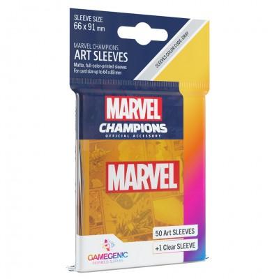 DP: MC LCG: Marvel Orange