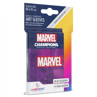 DP: MC LCG: Marvel Purple