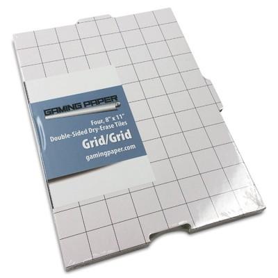 "GP: Tiles: Grid / Grid 8""x11"" (4)"