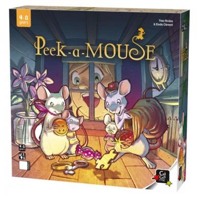 Peek a Mouse