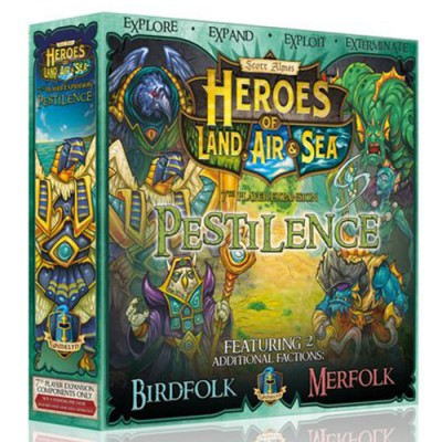 Heroes of LAS: Pestilence Expansion