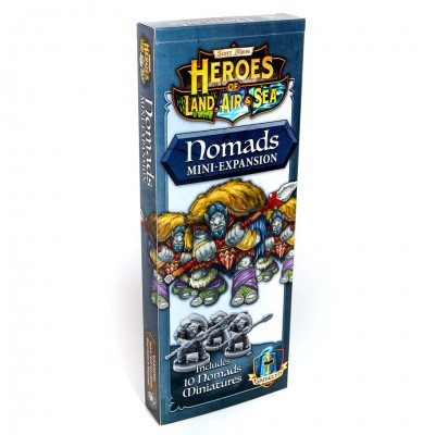 Heroes of LAS: Nomads Expansion