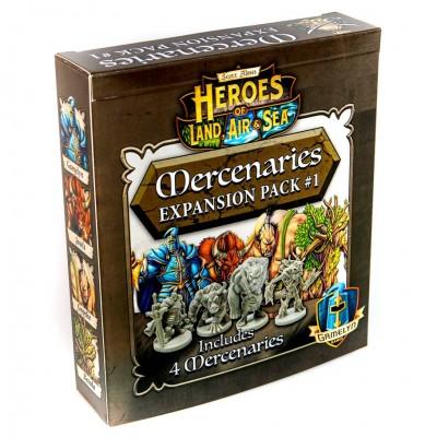 Heroes of LAS: Mercanary Pack 1