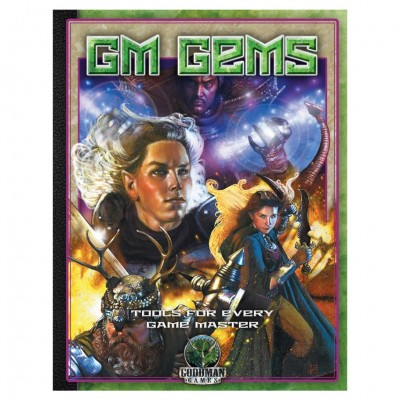 GM Gems/DCC RPG (HC)