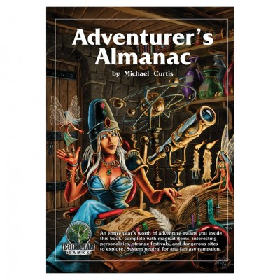 Adventurers Almanac (HC)