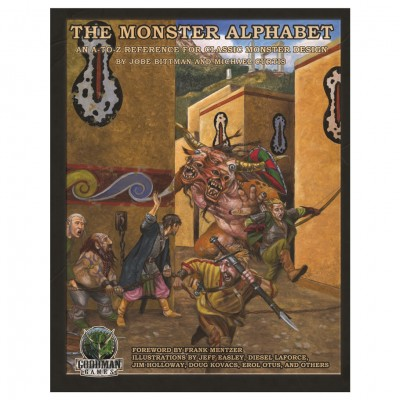Monster Alphabet Sourcebook (HC)