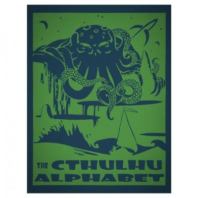 Cthulhu Alphabet: Leather