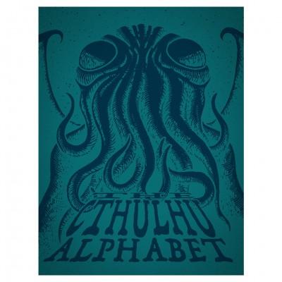Cthulhu Alphabet: Cerulean Foil (HC)