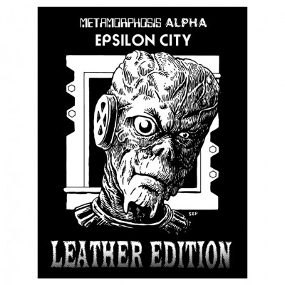 Metamorphosis Alpha: Epsilon City Leath