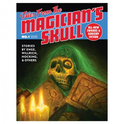 Tales from the Magician's Skull #1