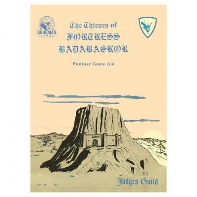 1E: Judges Guild: Thieves of Badabaskor