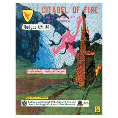 1E: Judges Guild:Citadel of Fire Classic