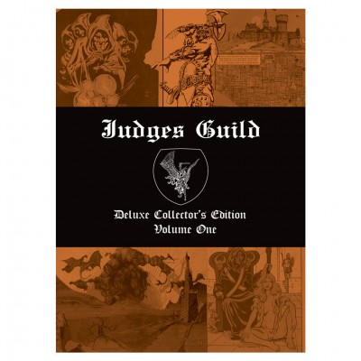 Judges Guild Deluxe Collectors Ed (HC)