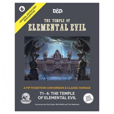 D&D 5E: OAR #6:The Temple Elemental Evil