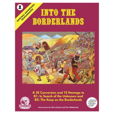 5E: OAR 1: Into the Borderlands (HC)