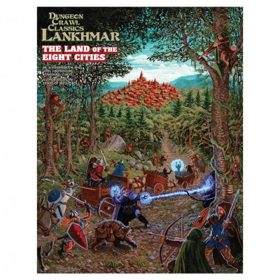 DCC: Lankhmar #8: The Land of 8 Cities