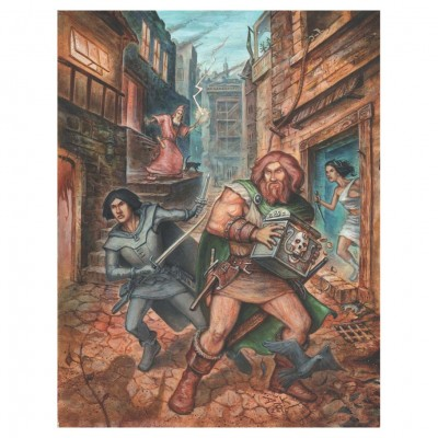 DCC: Lankhmar Complete Collection