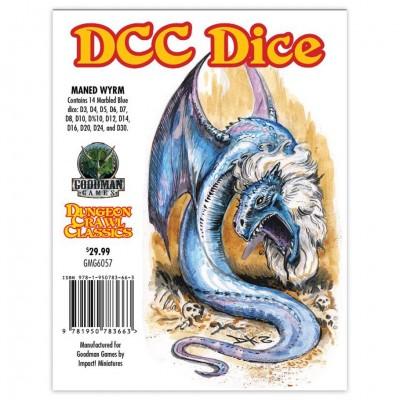 DCC: Maned Wyrm Dice Set