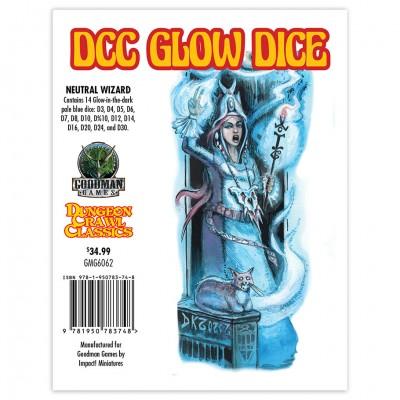 DCC: Glow: Dice Neutral Wizard