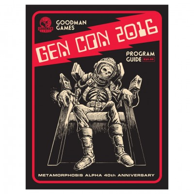 Gen Con 2016 Program Guide