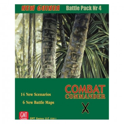 Combat Commander: New Guinea