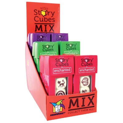 Rory's Story Cubes Mix Display (12)