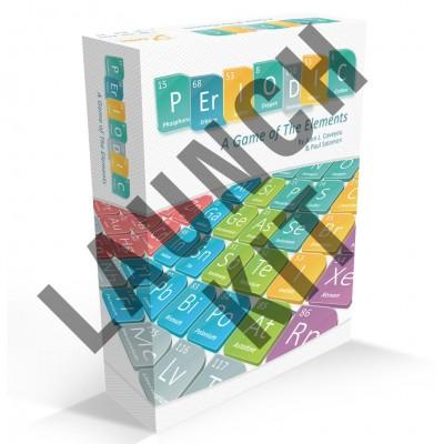 Periodic: Game Retailer Launch Kit
