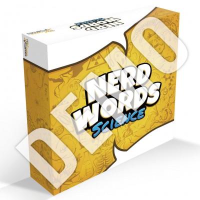 Nerd Words: Science DEMO