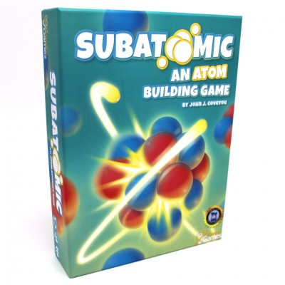 Subatomic: An Atom Building Game 2E