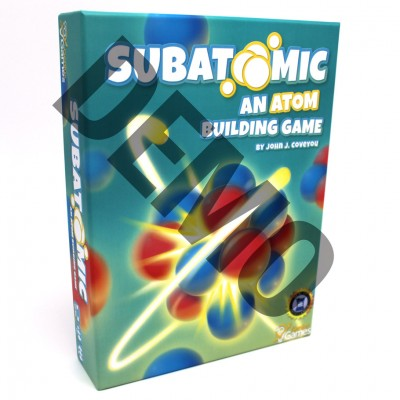 Subatomic: An Atom Building Game 2E DEMO