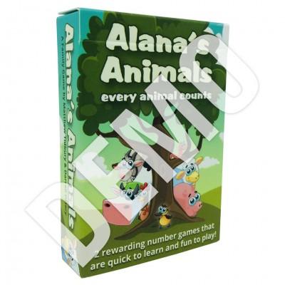 Alana's Animals:Beginner's Counting DEMO