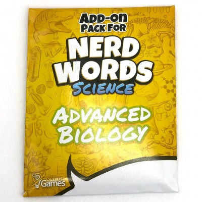 Nerd Words: Science: Advanced Biology